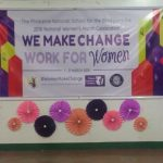PNSB strengthen its commitment on a campaign for a VAW-Free community