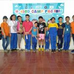 Selected PNSB students join the Camp Pag-Ibig fun day