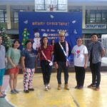 Mr. and Miss PNSB Crowned at Christmas Celebration