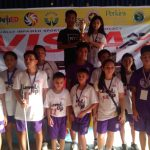 PNSB students reap 33 medals at the 11th VISTA games