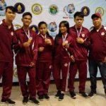 PNSB Athletes reap medals at NCR Palaro