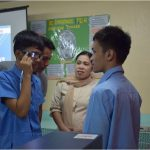 PNSB receives assistive device for reading printed text in a snap