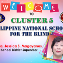 PNSB welcome the new Cluster 5 PSDS