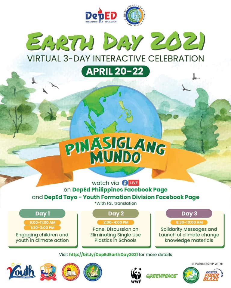 arth Day is celebrated on 20-22 April this year, and continues its focus on the climate emergency. The theme of Earth Day 2021 is Restore Our Earth