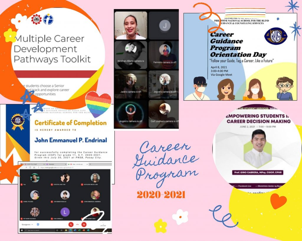 Provision Career Guidance